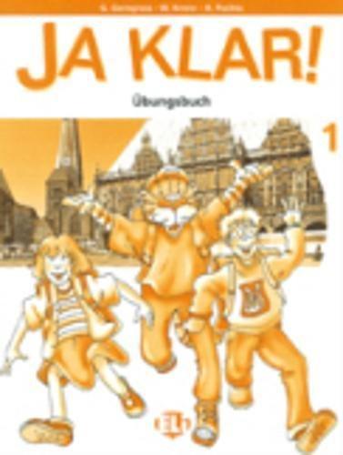 9788881489923: Ja Klar!: Activity book 1