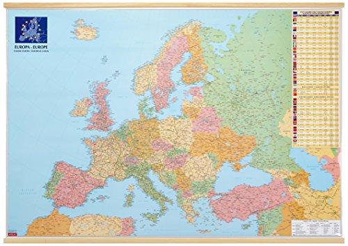 9788881511181: Europa. Comunità europea 1:4.500.000