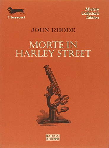 Morte in Harley Street (8881543575) by [???]