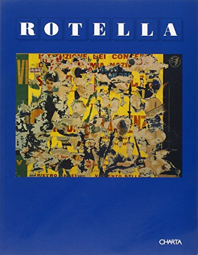Rotella: Barilli, Renato / Sicoli, Tonino - Curators