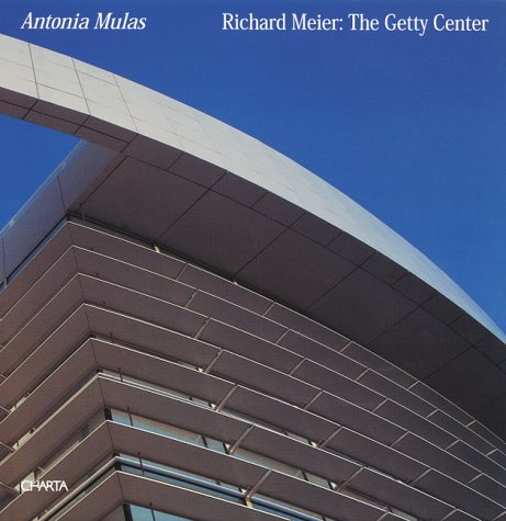 9788881582693: Richard Meier: The Getty Center (English and Italian Edition)