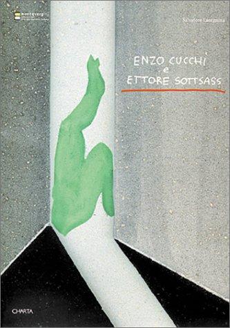 9788881583638: Enzo Cucchi e Ettore Sottsass. Ediz. italiana e inglese