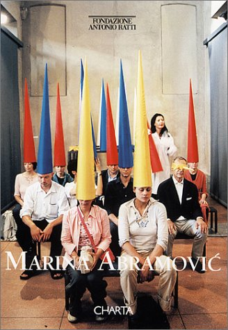 9788881583652: Marina Abramovic (English and Italian Edition)