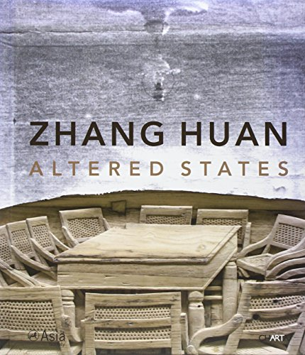 Zhang Huan: Altered States [Hardcover] [Sep 01,