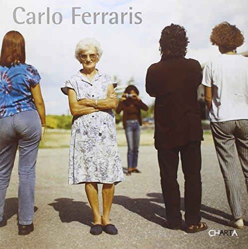 Carlo Ferraris: Horace Brockington; Sabine Russ; Carlo Ferraris