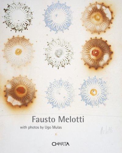 9788881587162: Fausto Melotti With Photos by Ugo Mulas