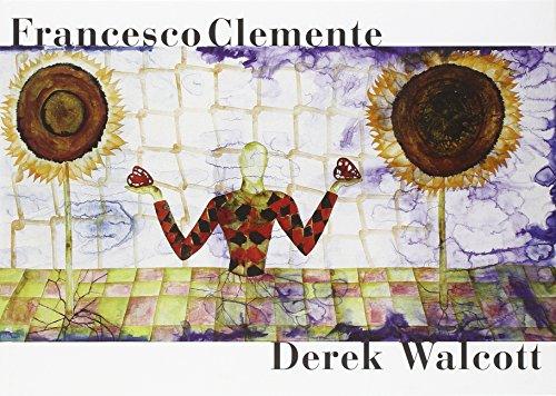 Francesco Clemente: Three Rainbows: Walcott, Derek