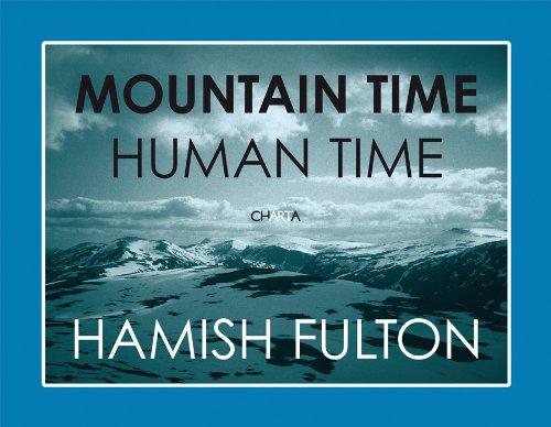 9788881587919: Hamish Fulton: Mountain Time Human Time