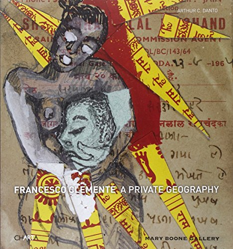 9788881587957: Francesco Clemente: A Private Geography