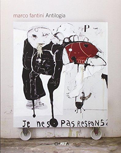 9788881588022: Marco Fantini. Antilogia. Ediz. italiana e inglese