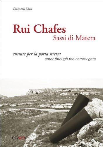 9788881588732: Rui Chafes: Sassi Di Matera