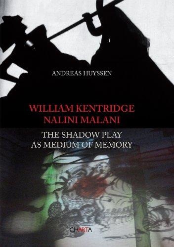 9788881588756: William Kentridge/Nalini Malani. The shadow play as medium of memory
