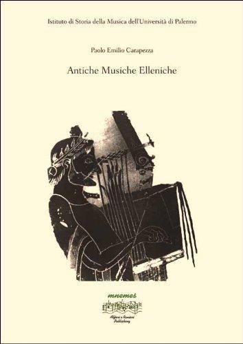 9788881610068: Antiche musiche elleniche (Dafni. Studi e testi musicali)