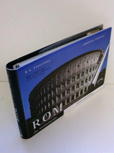 Rom Wie es war und Wie es ist. Illustrierter Führer Durch Rom - Staccioli, Romolo A.