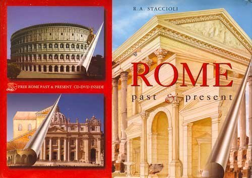 9788881621125: Ancient Rome, Past & Present: Guide With Reconstructions