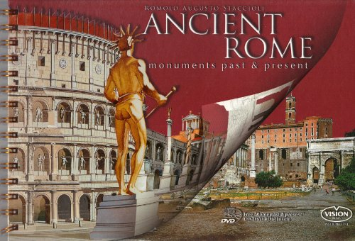 9788881621583: Roma antica. Monumenti nel passato e nel presente. Ediz. inglese: Monuments Past and Present