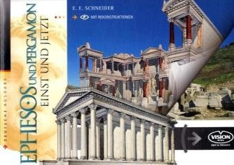 9788881622405: Efeso e Pergamo passato e presente. Ediz. tedesca