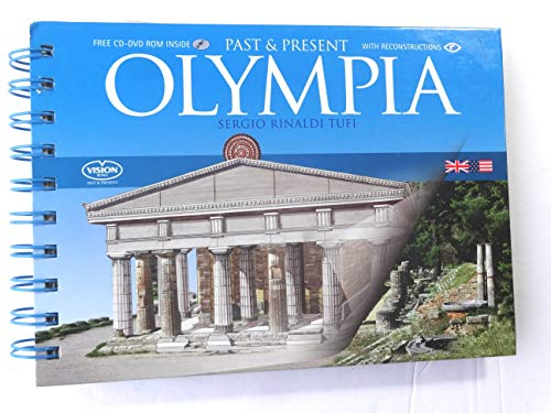 9788881622887: Olympia Past & Present with Reconstructions and CD-DVD ROM