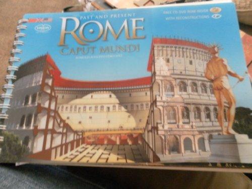 9788881623075: Rome Caput Mundi: Past and Present