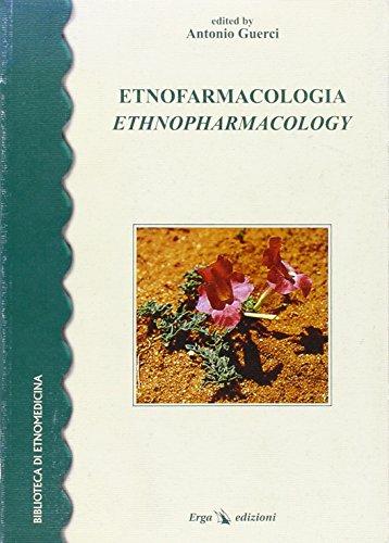 9788881631575: Etnofarmacologia. Atti del 3º Colloquio europeo
