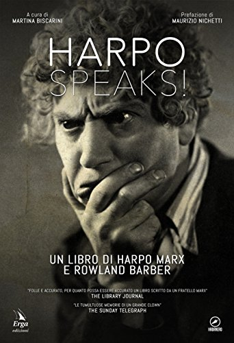 9788881639120: Harpo speaks!
