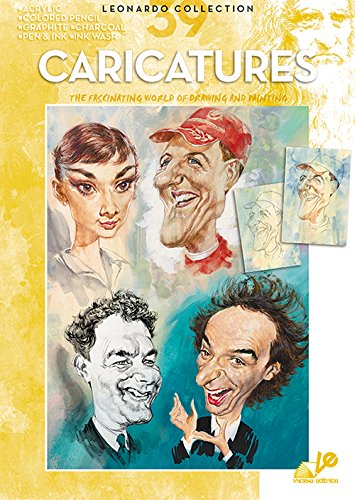 9788881720385: Caricatures No.39 (Leonardo Collection) (Caricatures)