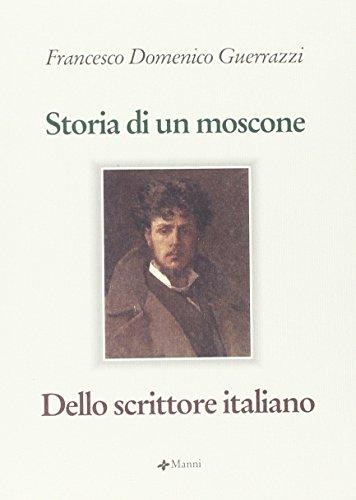 Storia di un moscone-Dello scrittore italiano: Guerrazzi, Francesco D.