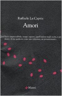 9788881769919: Amori