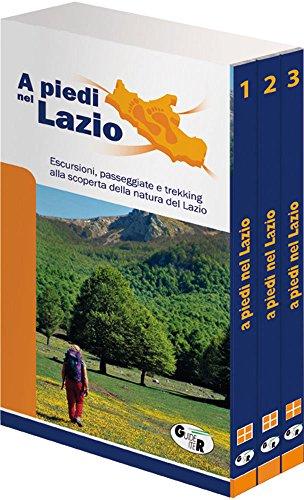 A piedi nel Lazio. Ediz. speciale vol 1-3 (8881771330) by [???]