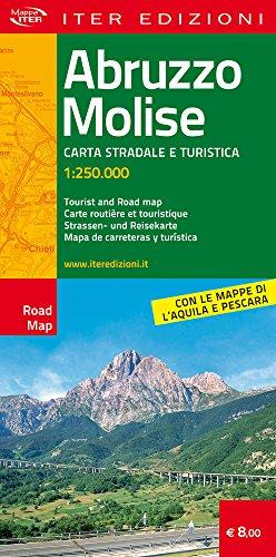 Cartina Turistica Abruzzo.Abruzzo E Molise Maps Abebooks