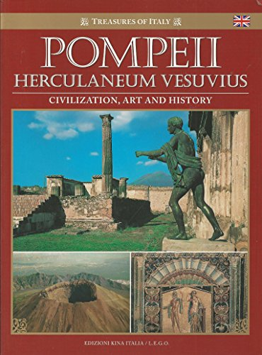 9788881800995: Pompeii, Herculaneum, Vesuvius