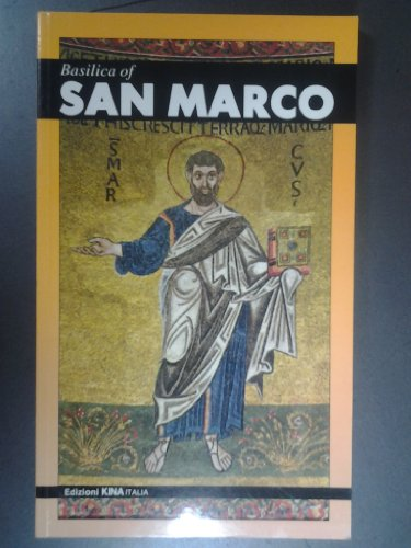 9788881801503: Basilica of Saint Mark