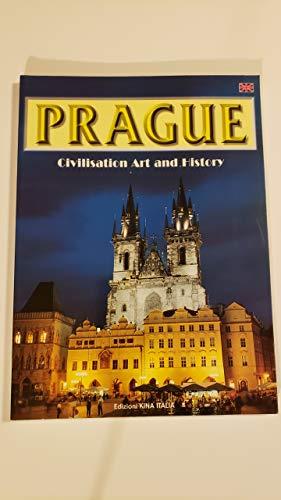 prague civilisation art and history: kina italia