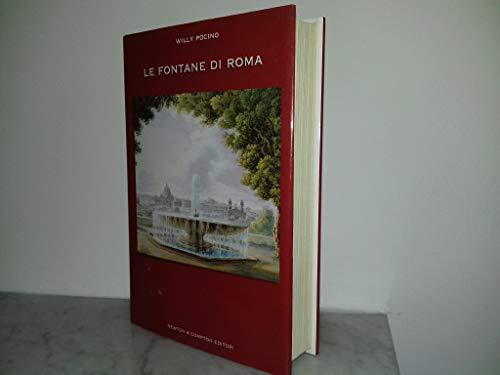 9788881832743: Le fontane di Roma (Quest'Italia) (Italian Edition)