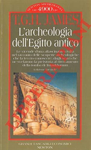 9788881832835: L'archeologia dell'Egitto antico (Grandi tascabili economici)