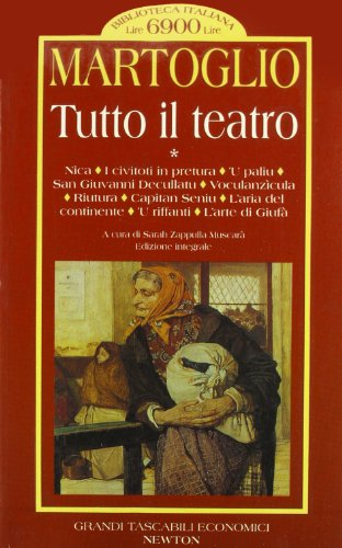 9788881834655: Tutto Il Teatro. Vol. 1 [Italia] [DVD]