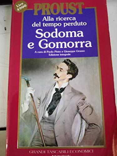 Sodoma e Gomorra (Grandi tascabili economici): Proust, Marcel