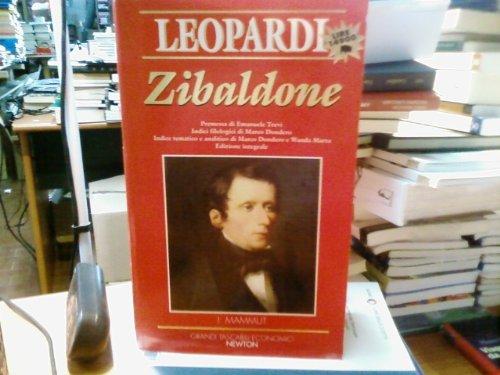 Zibaldone (I mammut) (Italian Edition): Giacomo Leopardi