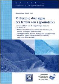 9788881844333: Rinforzo e drenaggio dei terreni con i geosintetici