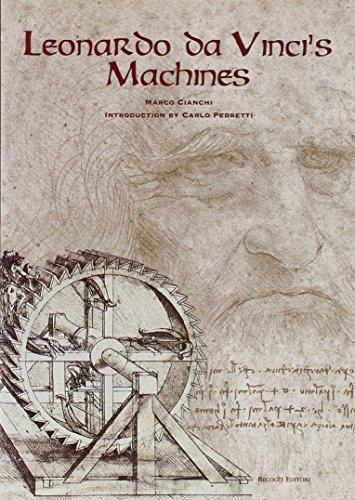 Macchine di Leonardo. Ediz. inglese: Cianchi Marco