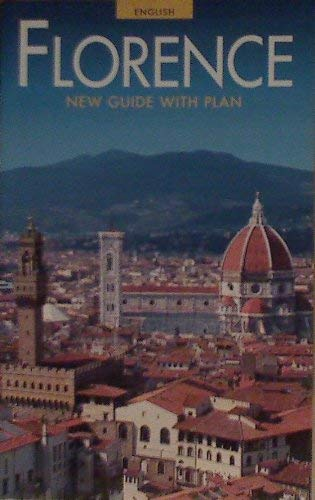 9788882000134: FLORENCE New Guide with Plan