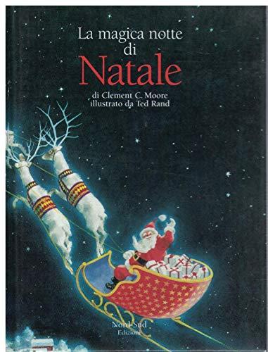 9788882033095: La magica notte di Natale. Ediz. illustrata