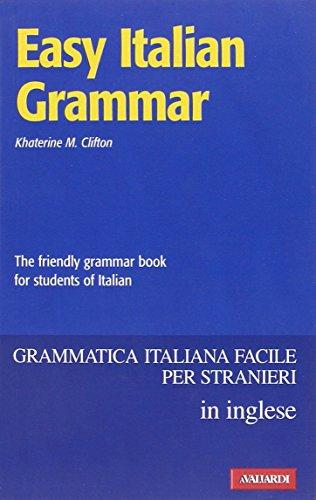 Easy Italian Grammar: avallardi