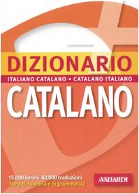 9788882118303: Dizionario catalano. Italiano-catalano, catalano-italiano