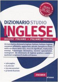 9788882119140: Dizionario inglese. Inglese-italiano, italiano-inglese (Dizionari per lo studio)