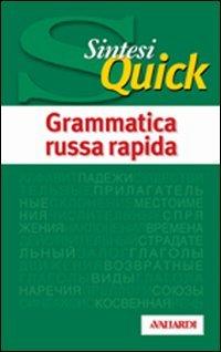 9788882119485: Grammatica russa rapida (Sintesi quick)