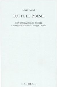 9788882125370: Tutte le poesie (1958-2005)