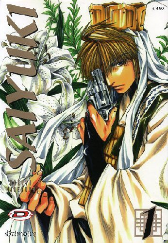 9788882131425: Saiyuki vol. 1