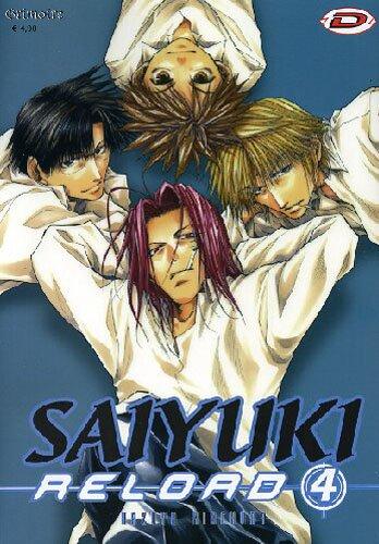 9788882131548: Saiyuki reloaded vol. 4