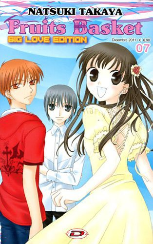 9788882131838: Fruits Basket Ultimate Edition Volume 7
